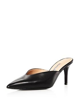 Charles David - Women's Askan Mid-Heel Mules