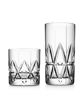 Orrefors - Peak Glassware Collection
