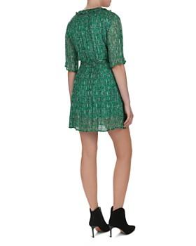 ba&sh - Clem Paisley Mini Dress
