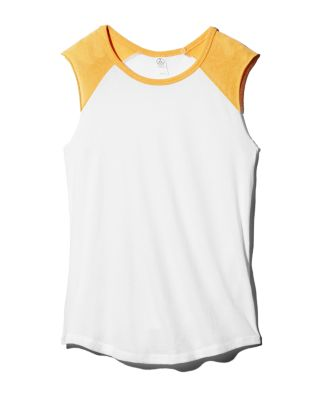 ALTERNATIVE APPAREL | Alternative Team Player Color-Block Tank | Goxip