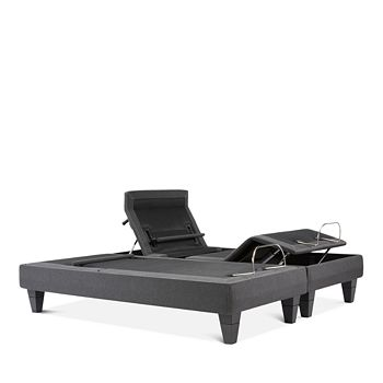Beautyrest - Black Luxury Split King Adjustable Base