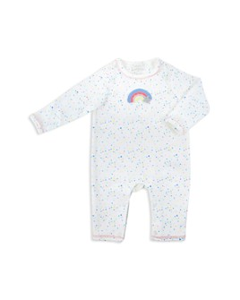 Albetta - Girls' Crochet-Rainbow Coverall - Baby