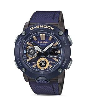 G-Shock - Two-Tone Analog-Digital Watch, 48.7mm