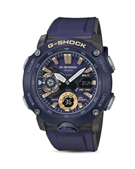 G-Shock - Two-Tone Analog-Digital Watch, 48.7mm