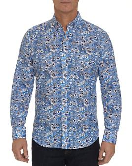 Robert Graham - Cameron Floral Print Classic Fit Shirt