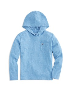 Vineyard Vines - Boys' Edgartown Whale Hoodie - Little Kid, Big Kid