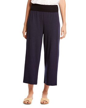 Michael Stars - Cropped Wide-Leg Culottes