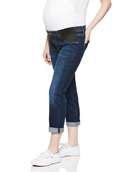 PAIGE - Brigitte Maternity Jeans in Enchant
