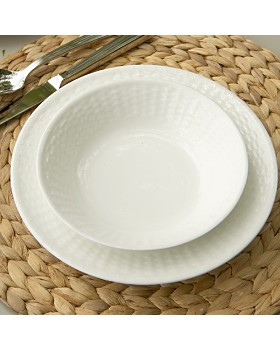 Wedgwood - Nantucket Basket Soup/Cereal Bowl