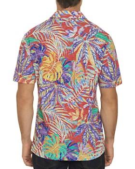 Robert Graham - Tropique Short-Sleeve Tropical-Print Classic Fit Shirt