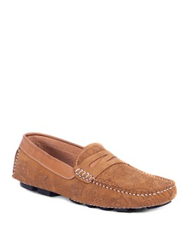 Robert Graham - Men's Rampa Penny Loafers