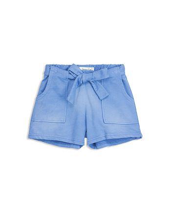 Sovereign Code - Girls' Kelly Tied-Waist Shorts - Little Kid, Big Kid