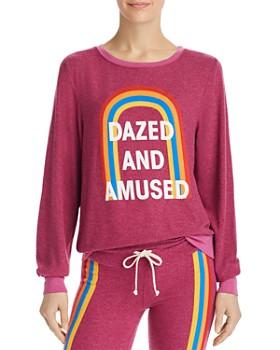 WILDFOX - Baggy Beach Dazed And Amused Sweatshirt