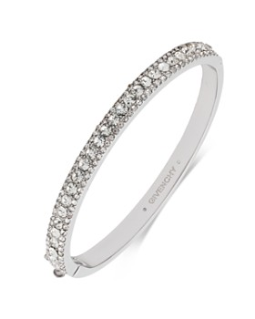 03eebbf86 Givenchy - Pavé Bangle Bracelet