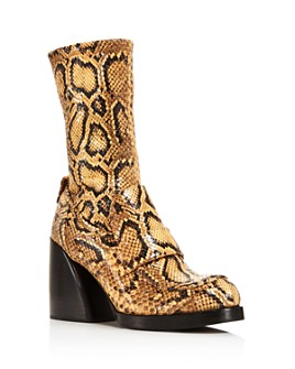 Chloé - Women's Adelie Boots