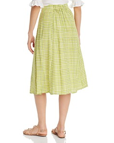 Faithfull the Brand - Marin Plaid Skirt