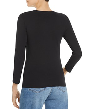 ATM Anthony Thomas Melillo - Fitted Long-Sleeve Tee