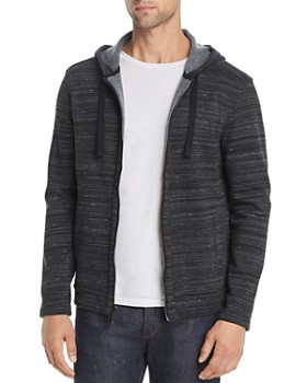b2a8f685b John Varvatos Star USA - Space-Dyed Fleece-Backed Jacket - 100% Exclusive  ...