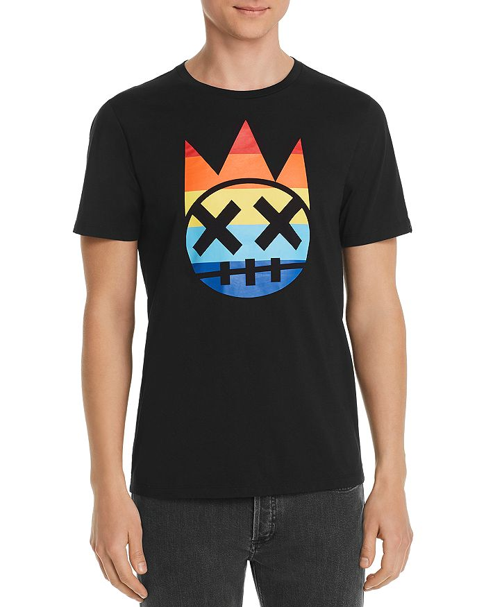 Cult of Individuality - Rainbow Shimuchan Logo Graphic Tee