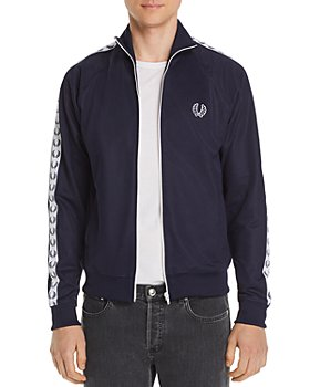 Fred Perry - Laurel Wreath Trim Track Jacket