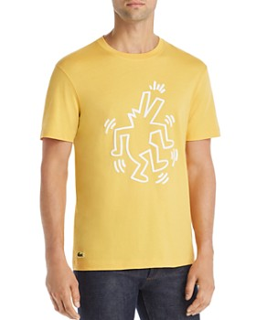 Lacoste - Keith Haring Graphic Tee