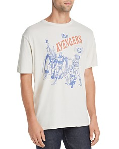 Junk Food - Avengers Graphic Tee