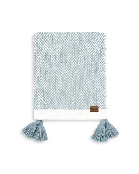 UGG® - Leigh Herringbone Throw