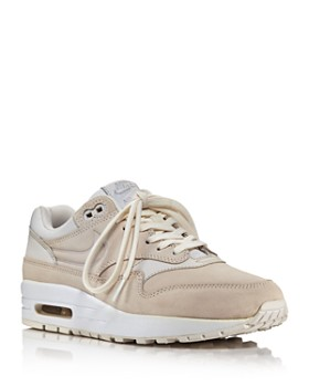 newest 8ba7c 9c5c4 Nike - Women s Air Max 1 Lace-Up Sneakers ...