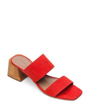 BERNARDO | Bernardo Women's Bri Block-Heel Sandals | Goxip