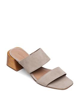 Bernardo - Women's Bri Block-Heel Sandals