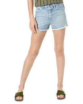 Joe's Jeans - Lover Cutoff Denim Shorts in Katherine