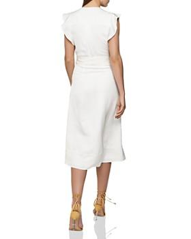 REISS - Enid Belted Dress