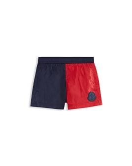 Moncler - Boys' Color-Block Swim Shorts - Baby