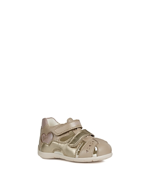 Geox Girls' Kaytan Velcro Sandals - Baby, Walker, Toddler