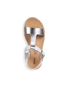 Geox - Girls' J Violette Leather Sandals - Big Kid