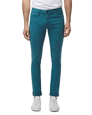 J Brand Jeans MICK TAPERED SLIM FIT JEANS IN LEEGINSTENDO