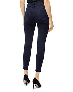 J Brand - Lillie Crop Skinny Jeans in Penrose