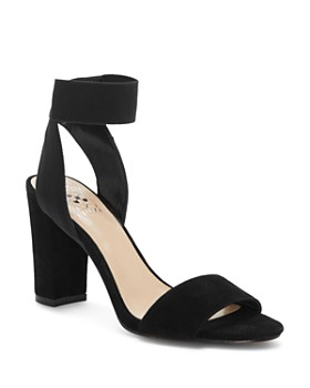 382fbdae75 VINCE CAMUTO - Women's Citriana Suede High-Heel Sandals ...