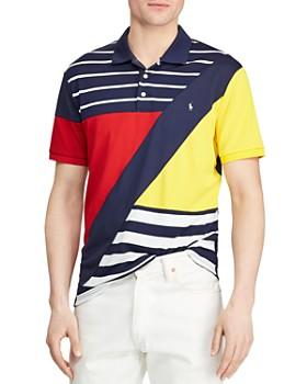 Polo Ralph Lauren - Color-Block Piqué Classic Fit Polo Shirt