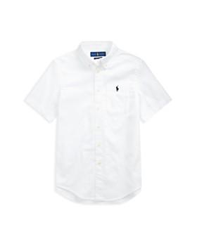 Ralph Lauren - Boys' Performance Oxford Shirt - Little Kid