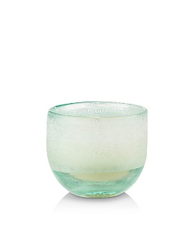 Illume - Small Fresh Sea Salt Mojave Glass Candle