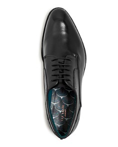 Ted Baker - Men's Parals Leather Plain-Toe Oxfords
