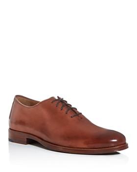 Cole Haan - Men's Gramercy Patent Leather Plain-Toe Oxfords