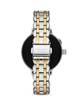 kate spade new york - Scallop 2 Two-Tone Smartwatch, 42mm