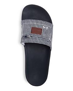 G-STAR RAW - Men's Zip Cart II Slide Sandals