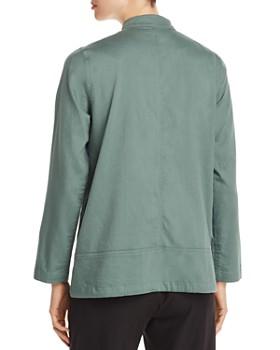 Eileen Fisher Petites - Lightweight Organic Cotton Jacket
