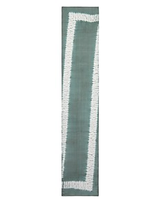 Eileen Fisher - Tie-Dyed Organic Cotton Scarf