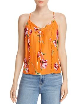 Parker - Rubina Floral Top