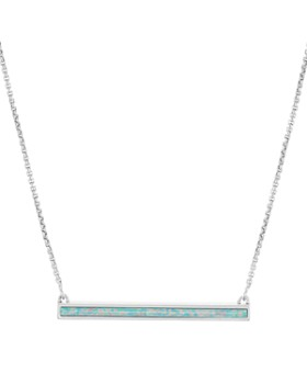 Kendra Scott - Kelsey Bar Pendant Necklace, 18""