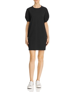 Rebecca Minkoff - Ally Twist-Sleeve Mini Dress